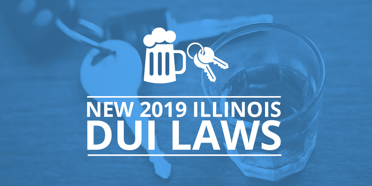 New 2019 DUI Laws